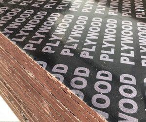 Фанера ламинированная 18 мм 1220х2440 Plywood (Китай)